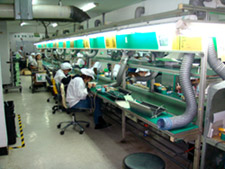 PCB Assembly - DIP Line - 001